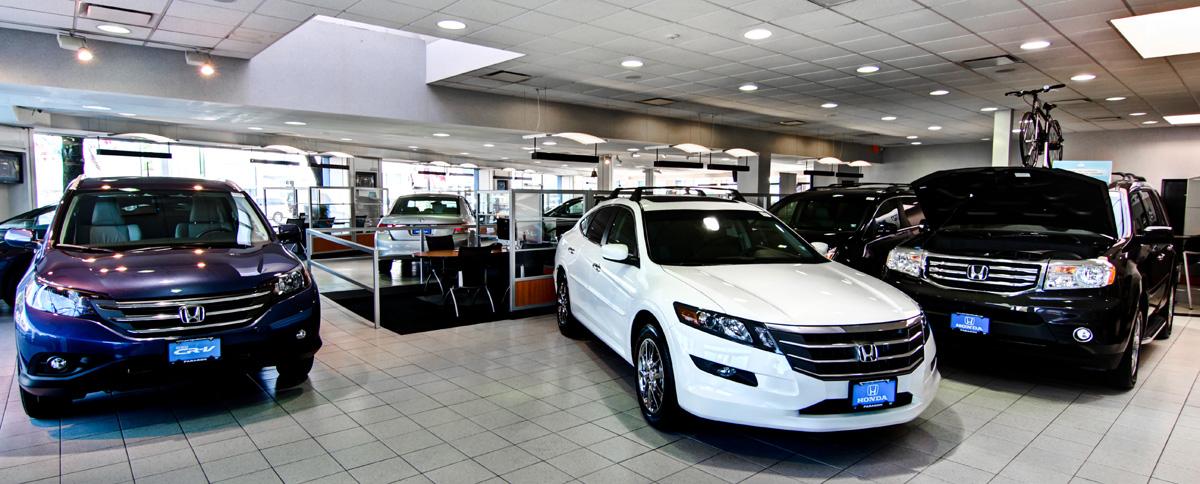 Honda Dealership Queens >> Paragon Honda NY - Google Business View - Auto Dealer NYC ...
